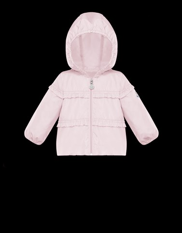 HITI Pink Category Overcoats Woman