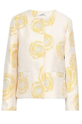 GANNI Turenne brocade jacket