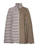 GIAMBA Damen Cape Farbe Khaki Größe 3