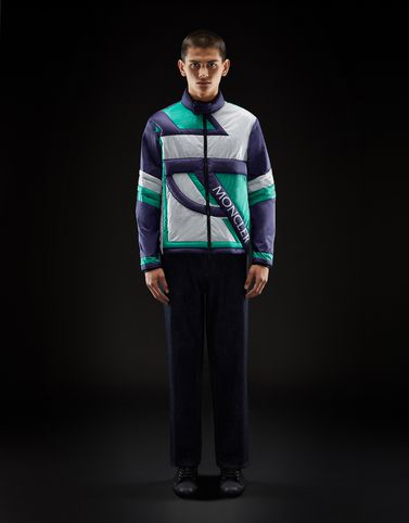 Moncler New in Man: TRACTION