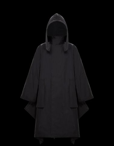 MONCLER TENSOR - Raincoats - men