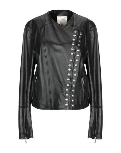 Фото - Женскую куртку B.FOR черного цвета