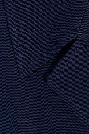 SANDRO Robertine gabardine coat