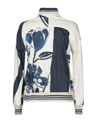 Фото 2 - Женскую куртку  темно-синего цвета