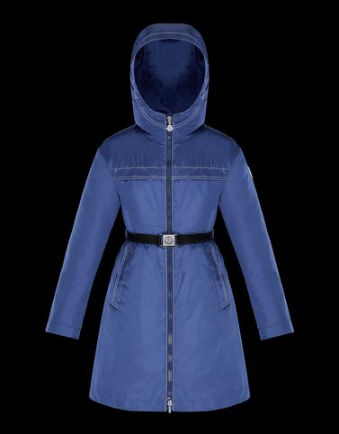 MONCLER DACCA - Long outerwear - women