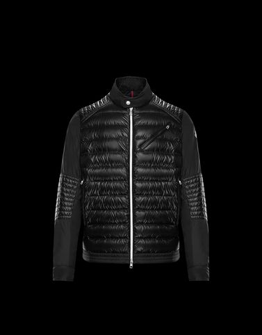 MONCLER ANDRIEUX - Biker jackets - men