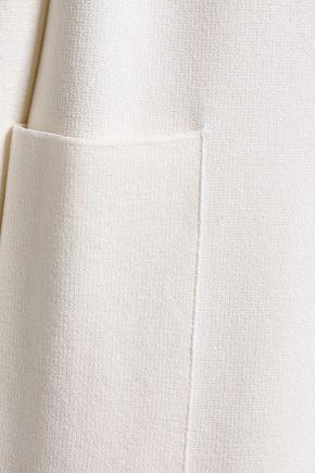 GENTRYPORTOFINO Silk-blend hooded jacket