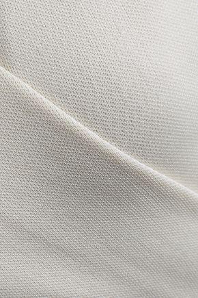 GENTRYPORTOFINO Metallic knitted cardigan