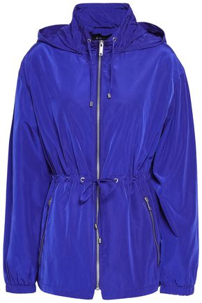 DKNY Shell hooded jacket