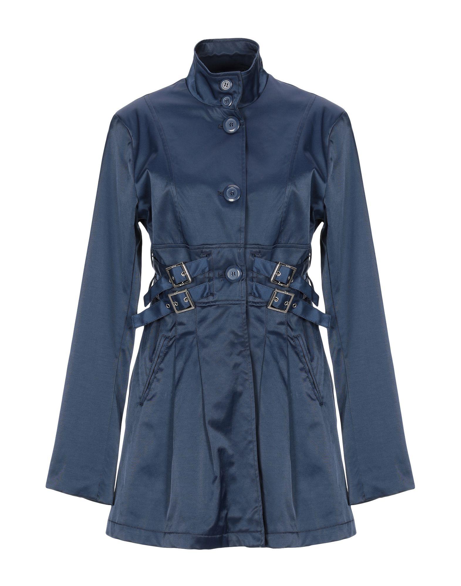 SILVIAN HEACH Легкое пальто пальто с ремнем silvian heach пальто короткие