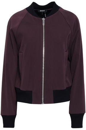 DKNY Scuba bomber jacket