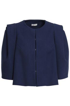 DELPOZO Cotton-blend crepe jacket