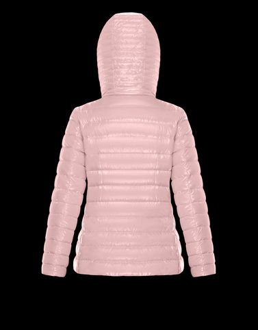 Moncler Short Down Jackets Woman: BUDAPEST