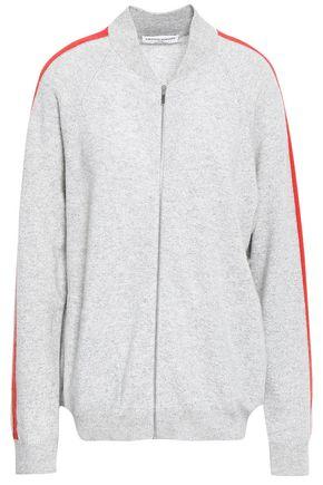 AMANDA WAKELEY Intarsia cashmere jacket