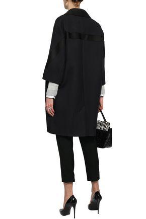AMANDA WAKELEY Cloqué woven coat