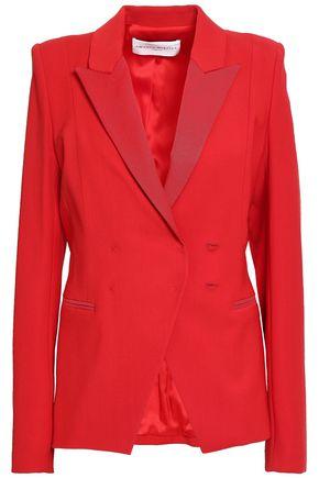 AMANDA WAKELEY Woven blazer