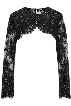 MICHELLE MASON Lace shrug