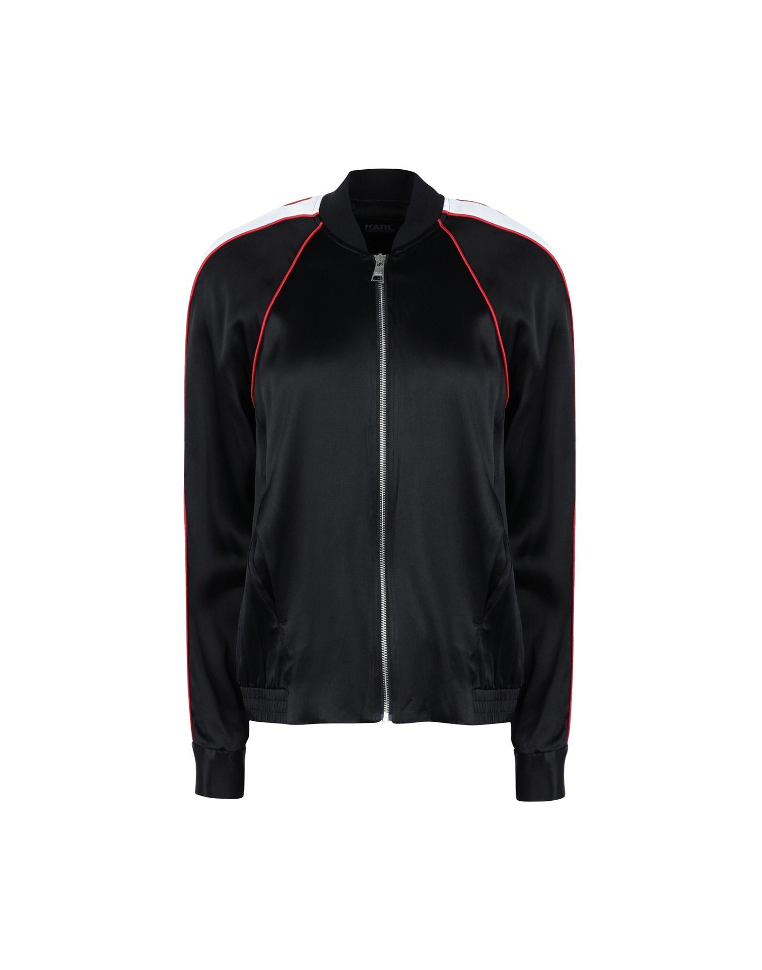 цена KARL LAGERFELD Куртка онлайн в 2017 году