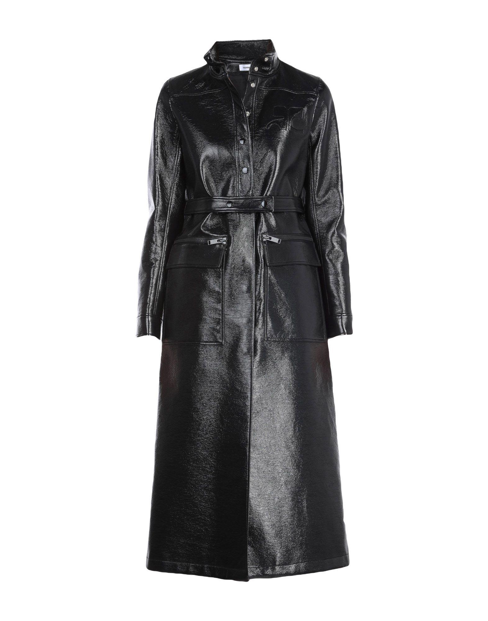 COURRÈGES Легкое пальто courrèges пальто