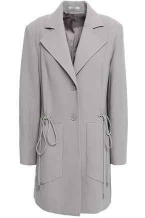 NINA RICCI Wool-blend crepe jacket