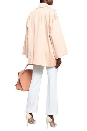 NINA RICCI Cotton-blend jacket