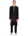 LONG WOOL SERGE JACKET   - Lanvin