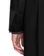 LANVIN Outerwear Man LONG WOOL SERGE JACKET   f