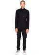 LANVIN Jacket Man BLACK MILITARY TAILORING JACKET    f