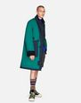 LANVIN Outerwear Man OVERSIZED REVERSIBLE COAT    f