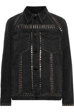 Le Studded Denim Jacket by Frame