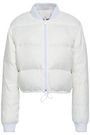 TIBI Quilted shell down jacket