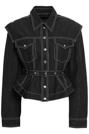 MARQUES' ALMEIDA Cotton-blend jacket