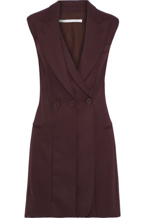 STELLA McCARTNEY Wool mini dress