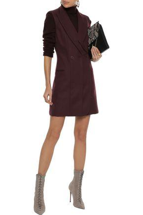 STELLA McCARTNEY Wool mini dress
