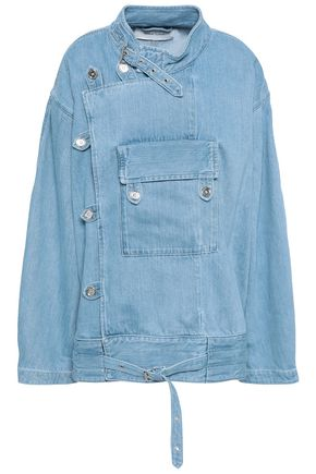 MARQUES' ALMEIDA Button-detailed denim jacket