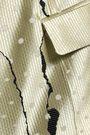 HAIDER ACKERMANN Embroidered satin-jacquard blazer