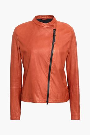 BRUNELLO CUCINELLI Leather jacket
