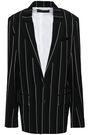 HAIDER ACKERMANN Pinstriped jacquard blazer