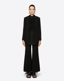Crepe Couture Blazer