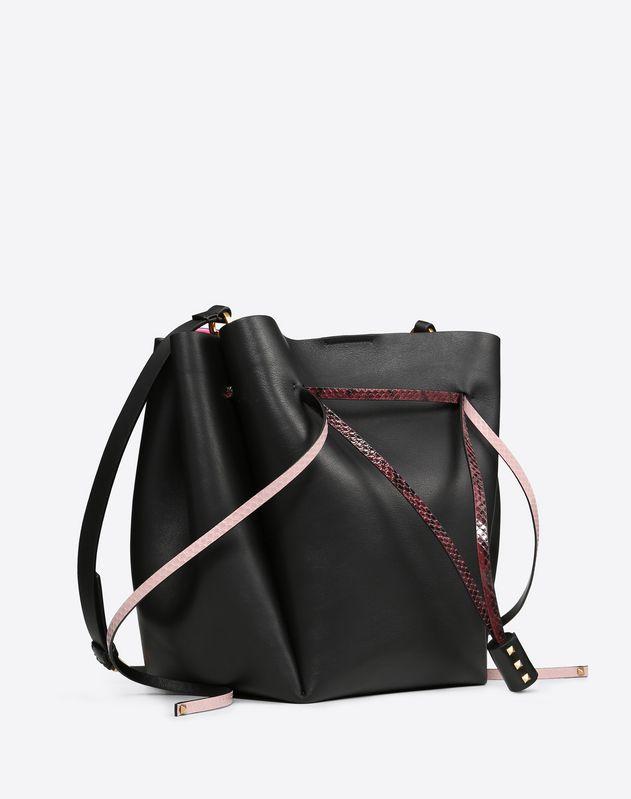 Large VLOGO Ayers Bucket Bag