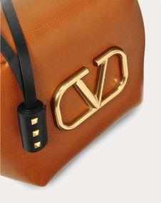 Medium VLOGO Calfskin Bucket Bag