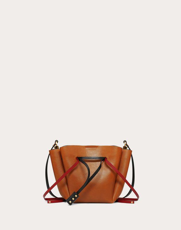 Средняя сумка-мешок VLOGO из кожи вачетта