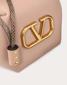 Medium VLOGO Ayers Bucket Bag