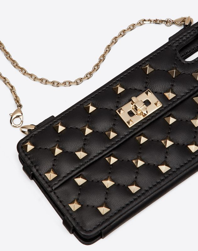 Rockstud Spike Phone Holder