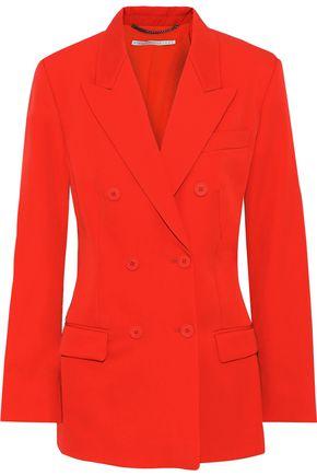 STELLA McCARTNEY Nicola double-breasted wool-twill blazer
