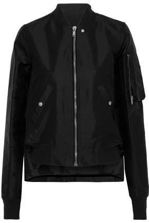 RICK OWENS Flight shell bomber jacket