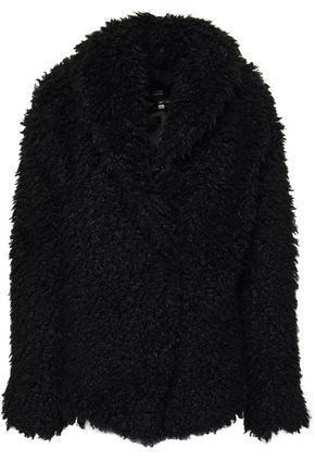 LINE Emile faux shearling coat