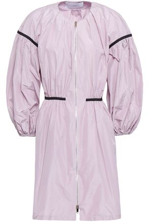GIAMBATTISTA VALLI Gathered shell jacket