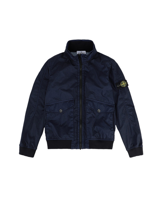 Jacket 40433 MEMBRANA 3L-TC STONE ISLAND JUNIOR - 0