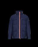 MONCLER CLAVIER - Overcoats - men